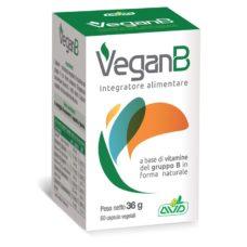 VeganB avd integratore alimentare avd