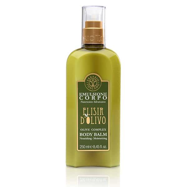 Erbario Toscano Emulsione Corpo Nutriente Idratante Elisir D Olivo 250ml Farmaci E Salute