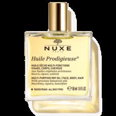 nuxe huile prodigieuse olio secco nutriente