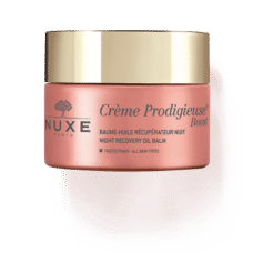 nuxe prodigieuse boost baume huile crema notte