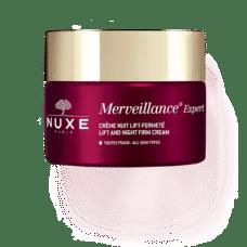 nuxe merveillance expert crema notte antirughe