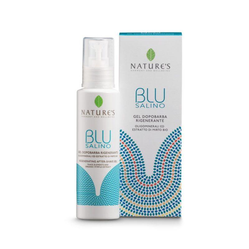 blusalino gel dopobarba rigenerante natures biosline