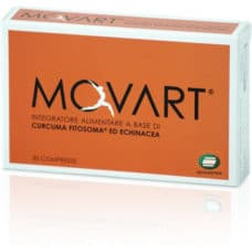 movart compresse curcuma articolazioni