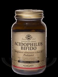acidophilus bifido solgar integratore alimentare