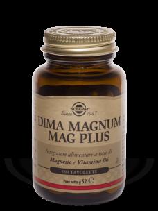 dima magnum mag plus solgar