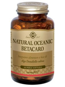 natural oceanic betacaro solgar