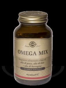 omega mix solgar