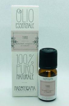 olio essenziale timo nasoterapia